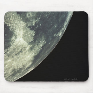 The Lunar Surface Mouse Pad