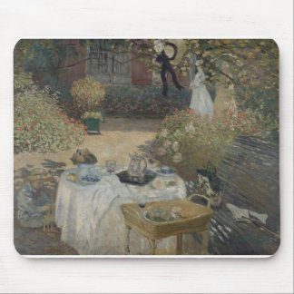 The Luncheon (1873) Mouse Pad