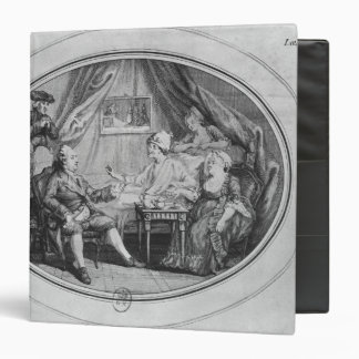 The Luncheon at Ferney, 4th July 1775 3 Ring Binders