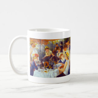 The Luncheon by Pierre Renoir Mugs