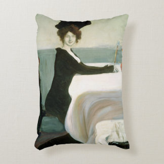 The Luncheon Decorative Pillow