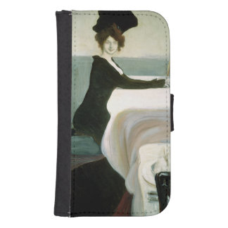 The Luncheon Galaxy S4 Wallet Case