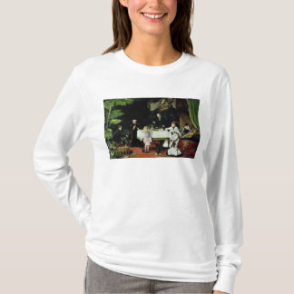 The Luncheon in the Conservatory, 1877 T-Shirt
