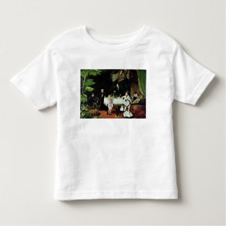 The Luncheon in the Conservatory, 1877 Toddler T-shirt