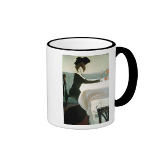 The Luncheon Coffee Mugs
