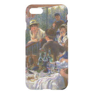 The Luncheon of the Boating Party Renoir Fine Art iPhone 7 Case
