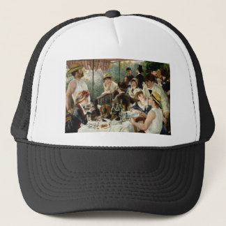 The Luncheon of the Boating Party Trucker Hat