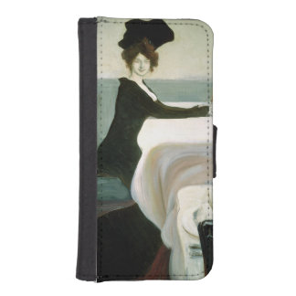 The Luncheon Wallet Phone Case For iPhone SE/5/5s