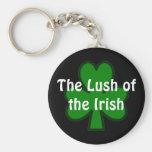 The Lush of the Irish Key Chains
