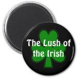 The Lush of the Irish Refrigerator Magnet