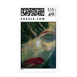 the lush postage