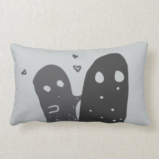 The Lustful Ghost Loves Again Pillow