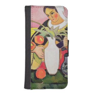 The Lute Player, 1910 iPhone SE/5/5s Wallet