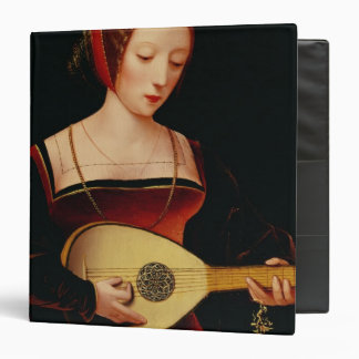 The Lute Player Binders