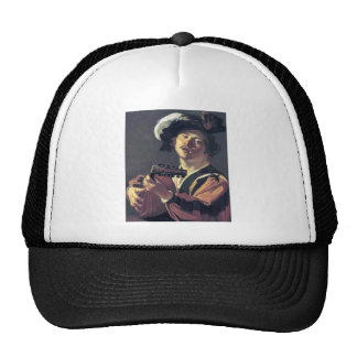 The Lute Player Hats