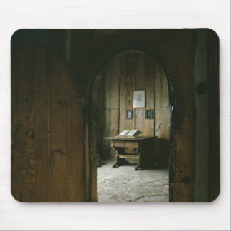 The Luther Room in the Wartburg Castle Mouse Pad