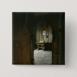 The Luther Room in the Wartburg Castle Pinback Button