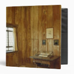 The Luther Room in Wartburg Castle 3 Ring Binder