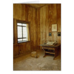 The Luther Room in Wartburg Castle Greeting Card