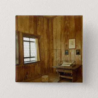 The Luther Room in Wartburg Castle Pinback Button