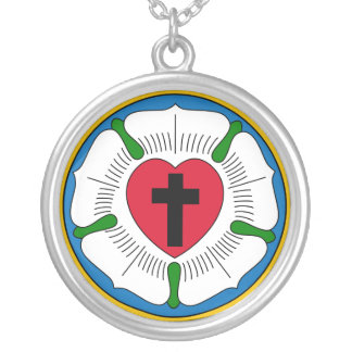 The Luther Rose Lutheranism Martin Luther Pendants
