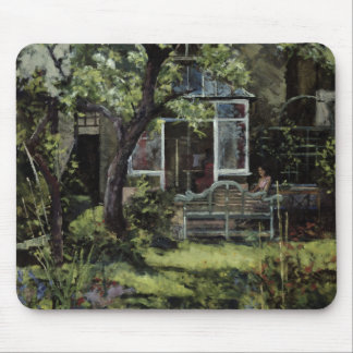 The Lutyens Bench 2002 Mouse Pad