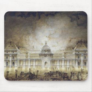The Luxembourg Palace Illuminated Mouse Pad