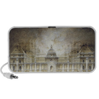 The Luxembourg Palace Illuminated Notebook Speakers