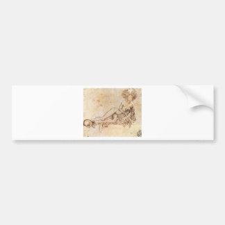 The Luxury by Pisanello Bumper Sticker