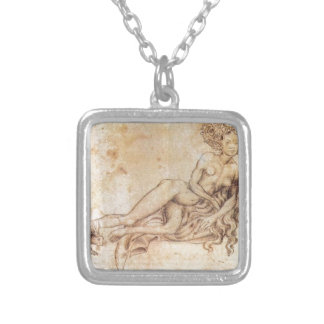 The Luxury by Pisanello Silver Plated Necklace