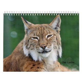 The lynx calendar