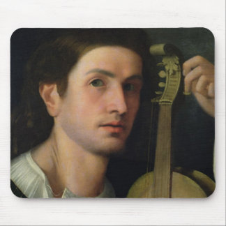 The Lyre, c.1515 Mouse Pad