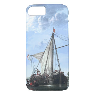 The Maas at Dordrecht by Day iPhone 8/7 Case