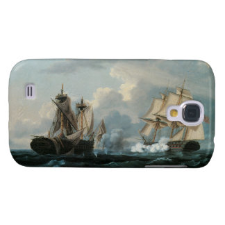 The Macedonian and the United States 1812 Samsung Galaxy S4 Cases