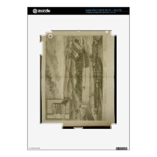 The Machine at Marly, from 'Les Plans, Profils et iPad 3 Skins