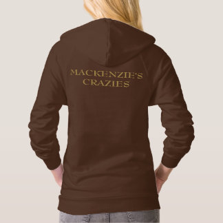 The MacKenzie Crest Hooded Pullover