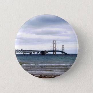 The Mackinac Bridge Button