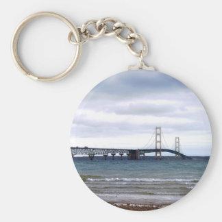 The Mackinac Bridge Keychain