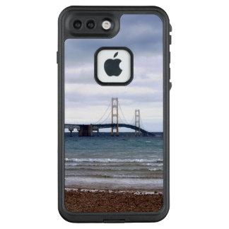 The Mackinac Bridge LifeProof FRĒ iPhone 7 Plus Case