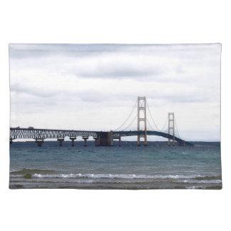 The Mackinac Bridge Placemat