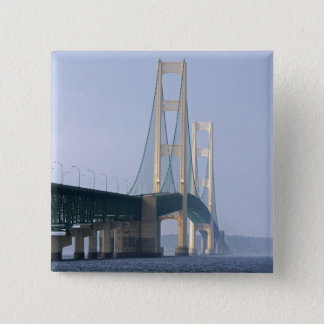 The Mackinac Bridge spanning the Straits of Button