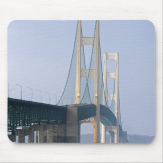 The Mackinac Bridge spanning the Straits of Mouse Pads