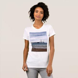The Mackinac Bridge T-Shirt