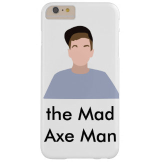 The Mad Axe Man Iphone 6/6s case