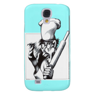 The Mad Chef Samsung S4 Case