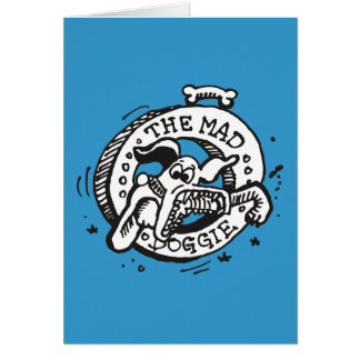 The Mad Doggie 2 Card