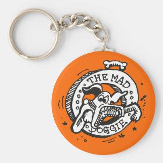 The Mad Doggie 2 Keychain