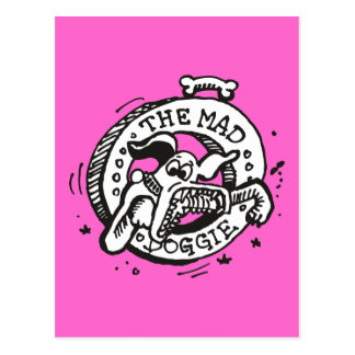 The Mad Doggie 2 Postcards