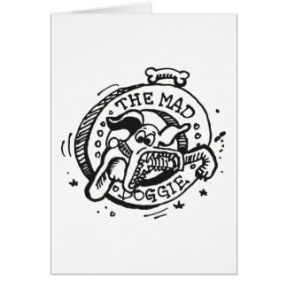 The Mad Doggie Card