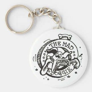 The Mad Doggie Keychain